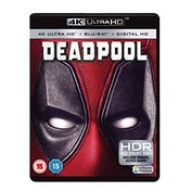 Deadpool 4K UHD Blu-ray