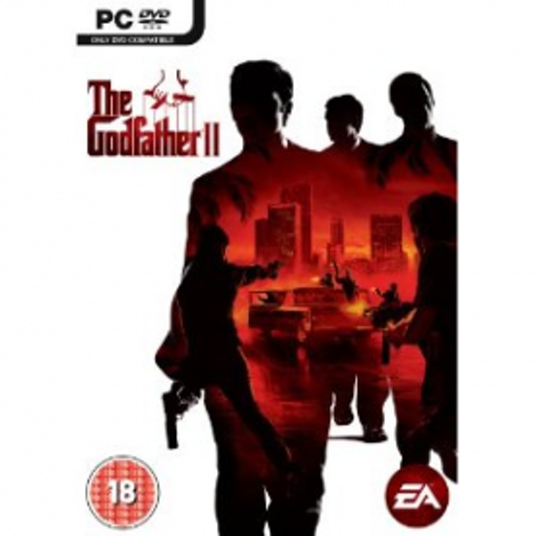 The Godfather II 2 Game PC