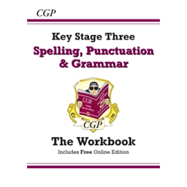Spelling, Punctuation and Grammar for KS3 - Workbook by CGP Books (Paperback, 2014)