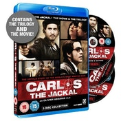 Carlos The Jackal Trilogy Blu-ray