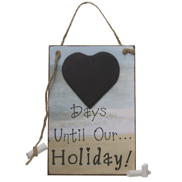 Days Until Our Holiday Chalkboard By Heaven Sends