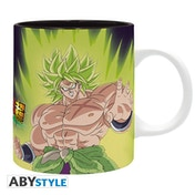 Dragon Ball Broly - Broly Goku Vegeta Mug