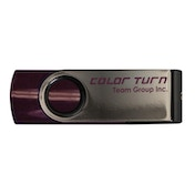 Team Turn 4GB USB 2.0 Purple USB Flash Drive