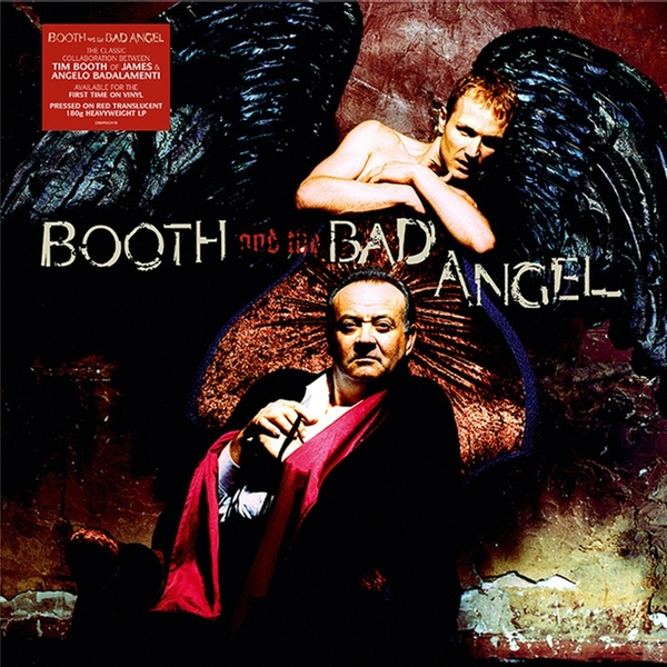 Angelo Badalamenti Booth/Badalamenti Tim Booth - Booth and The Bad Angel Vinyl