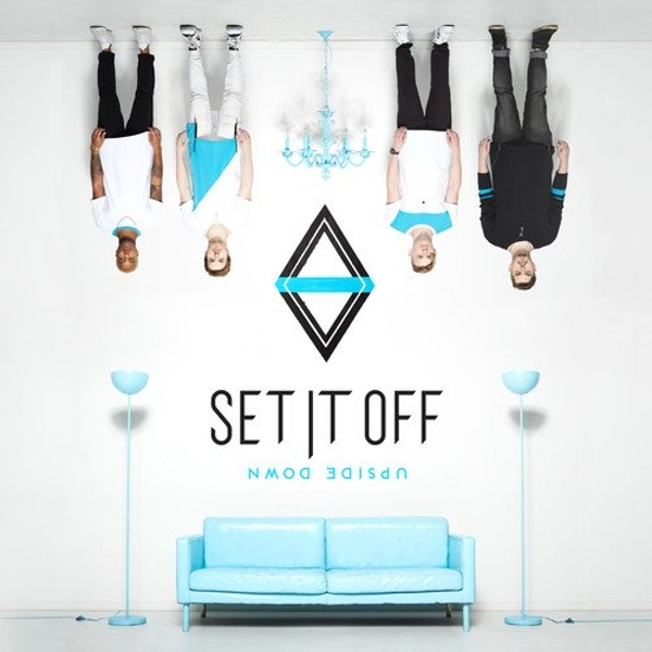 Set It Off - Upside Down Vinyl