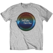 The Beach Boys - Time Capsule Men's Small T-Shirt - Grey