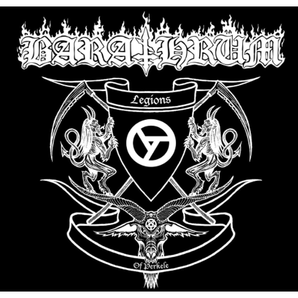 Barathrum - Legions Of Perkele