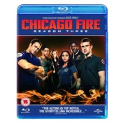 Chicago Fire - Season 3 Blu-ray