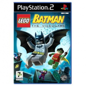 Lego Batman The Video Game PS2