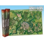 Wings Of Glory City Game Mat Board Game