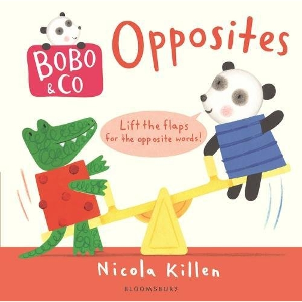 Bobo & Co. Opposites  Board book 2018