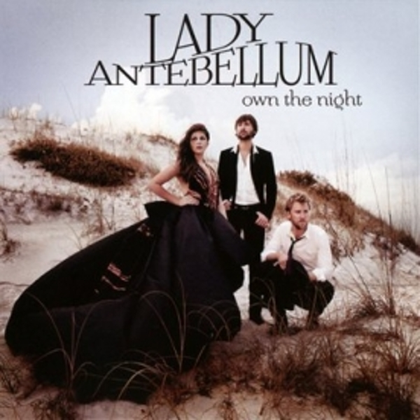 Lady Antebellum - Own The Night CD