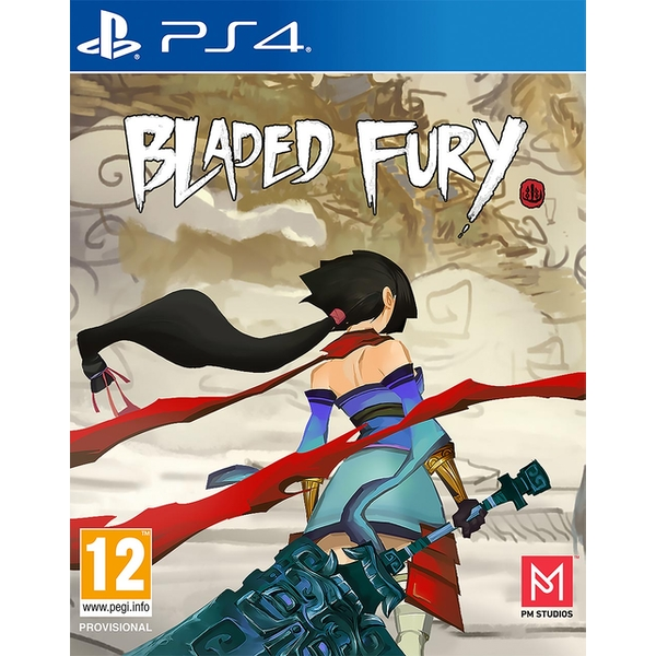 Bladed Fury PS4 Game