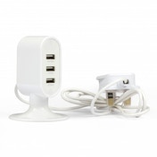 Thumbs Up! 3 Port USB Charging Tower UK Plug