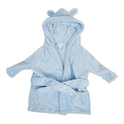 Bambino Baby's First Bathrobe - 3 to 6 Months - Blue