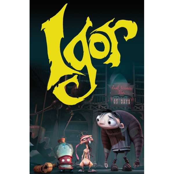 Igor Movie Adaptation