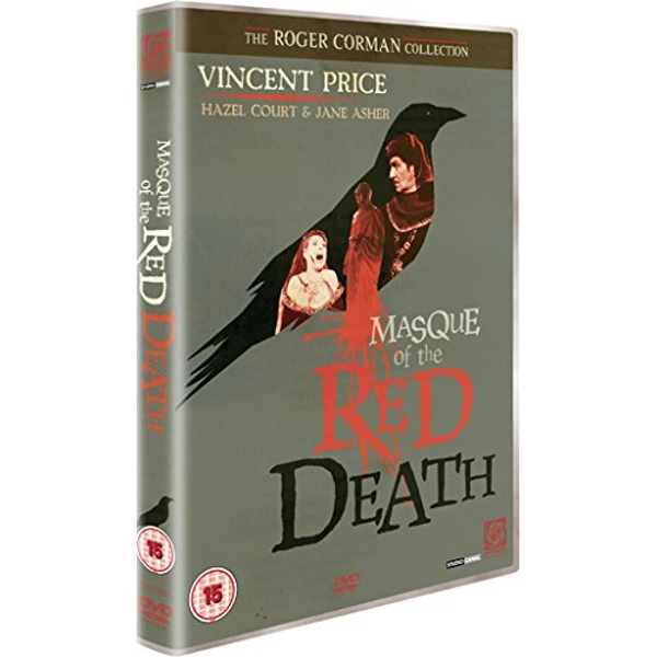 Masque Of The Red Death 1964 DVD