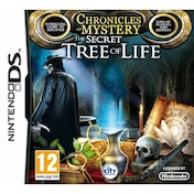 Chronicles of Mystery The Secret Tree of Life Game DS