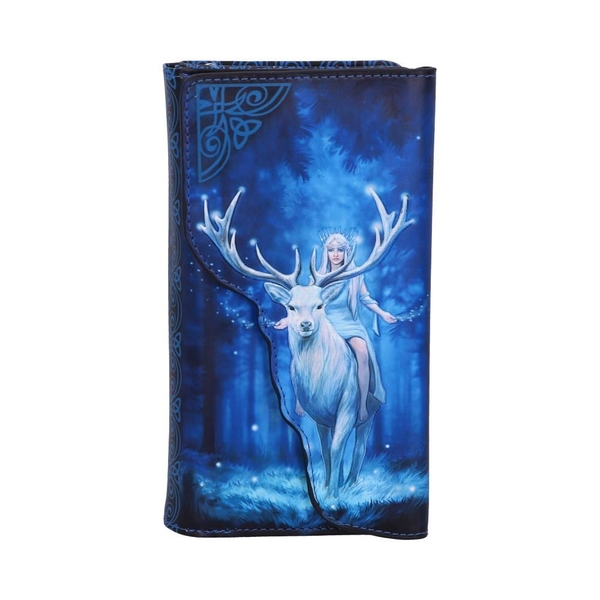 Fantasy Forest Embossed Purse