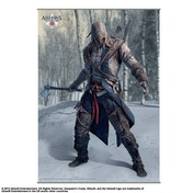Assassins Creed Iii Wall Scroll #1