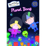 Ben And Holly's Little Kingdom Planet Bong DVD