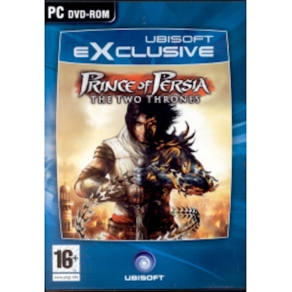Prince of Persia Two Thrones Game PC