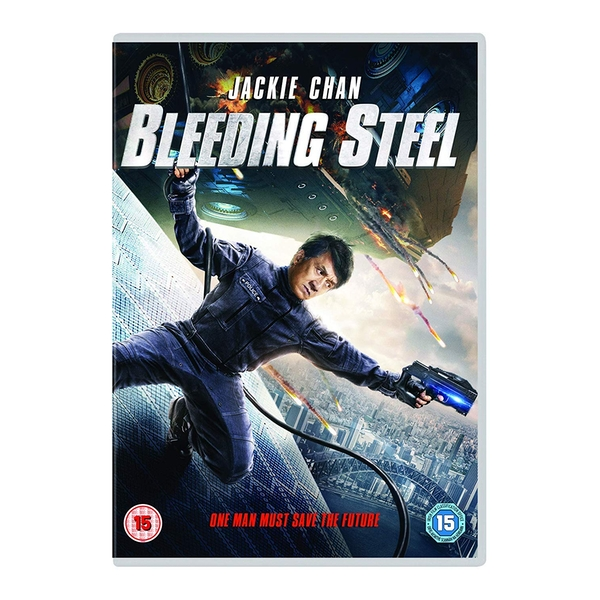 Bleeding Steel DVD