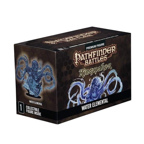 Pathfinder Battles: Kingmaker Case Incentive - Huge Water Elemental
