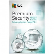 (Damaged Packaging) AVG Internet Security Premium 2012 1 User 1 Year PC