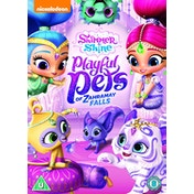 Shimmer and Shine: Playful Pets Of Zahramay Falls DVD