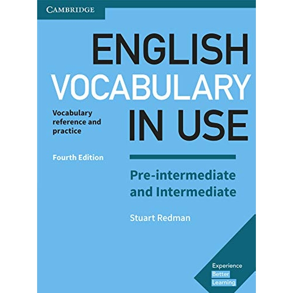 English Vocabulary in Use Pre-intermediate and Intermediate Book with Answers: Vocabulary Reference and Practice by Stuart Redman (Paperback, 2017)
