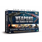 Weapons That Changed The World DVD