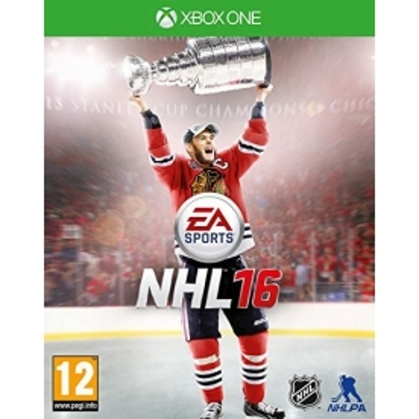 NHL 16 Xbox One Game - Image 1