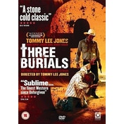 The Three Burials Of Melquiades Estrada DVD