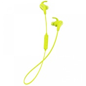 JVC HAET50BTY AE Wireless Bluetooth Sports Headphones with Pivot Motion Fit Yellow