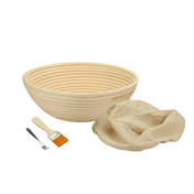 Bread Proofing Basket Banneton Lame | M&W Round