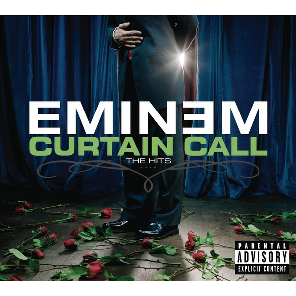 Eminem - Curtain Call - The Hits Vinyl