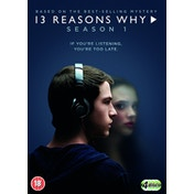 13 Reasons Why - Season One DVD
