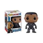 Black Panther (Captain America: Civil War) Funko Pop! Limited Edition Bobble-Head Vinyl Figure