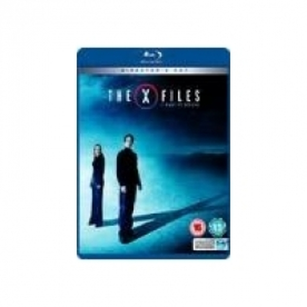 The X Files I Want To Believe Directors Cut Blu-Ray