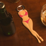 Thumbs Up! Bikini Bottle Opener