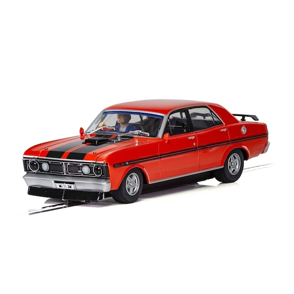 Ford XY Road Car Candy Apple Red 1:32 Scalextric Classic Street Car