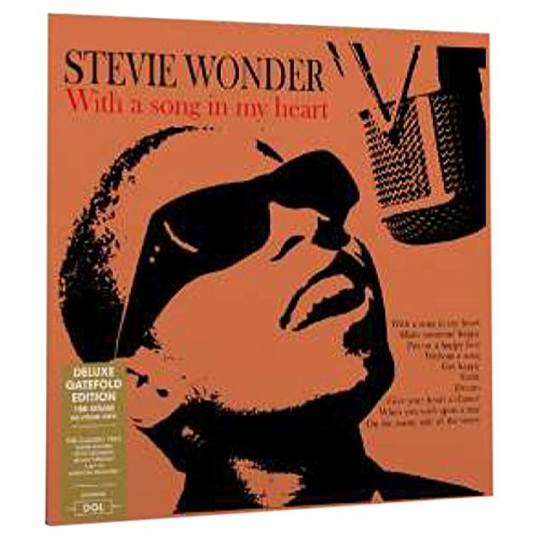 Stevie Wonder - With A Song In My Heart Vinyl