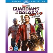 Guardians of the Galaxy & Guardians of the Galaxy Vol. 2 Doublepack Blu-ray