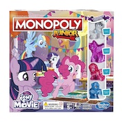 Monopoly Junior - My Little Pony Friendship is Magic Board Game