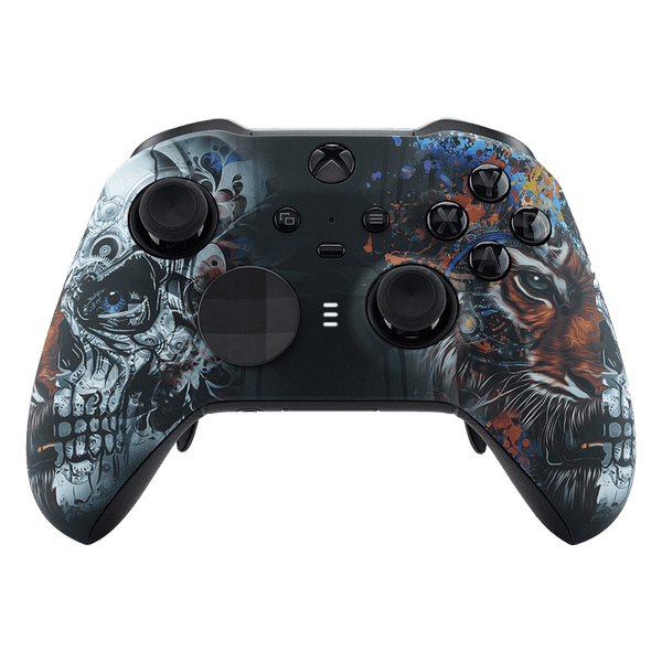 Image of Xbox Elite Series 2 Controller - Tiger Skull Edition