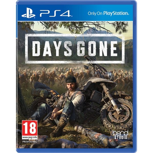 Days Gone PS4 Game - Image 1