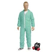 Jesse Pinkman in Blue Hazmat Suit (Breaking Bad) Action Figure