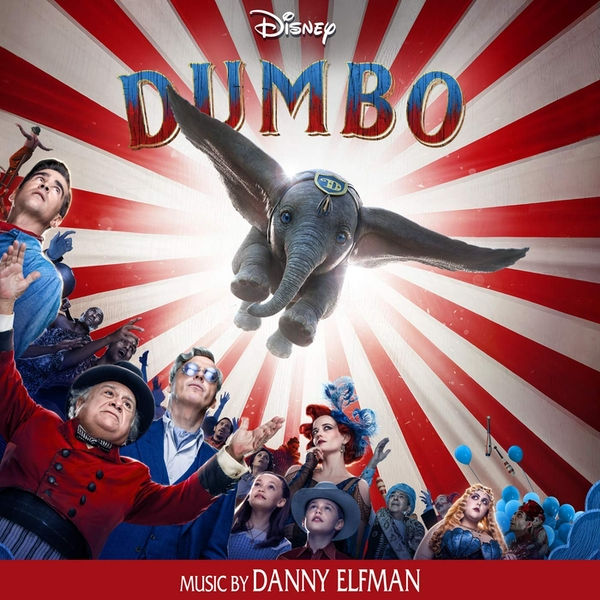 Dumbo (2019) Soundtrack OST CD
