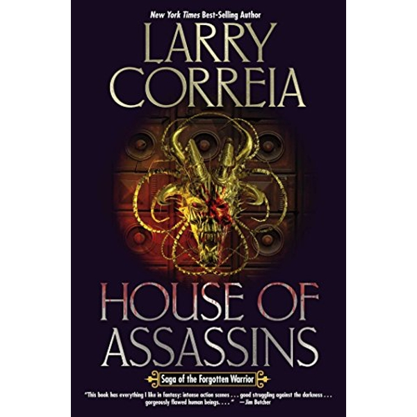 House of Assassins (Saga of the Forgotten Warrior)